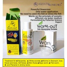 AQUATIC REMEDIES Worm Out 60ml