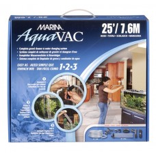 Marina AquaVac Water Changer with 7.6 m (25ft) Hose