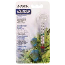 Marina Floating Thermometer with Suction Cup - Celsius and Fahrenheit