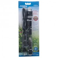 "Marina Submersible Pre-Set Aquarium Heater - 100 W - 22 cm (8.5"")"