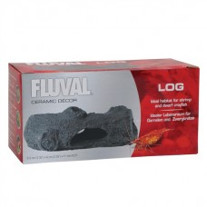 Fluval Log For Shrimp and Dwarf Crayfish - 8.5 x 6 x 11 cm (3.35 x 2.35 x 4.3 in)