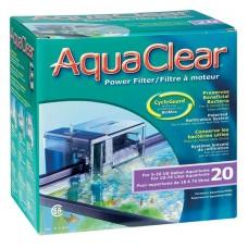 AquaClear 20 Power Filter - 76 L (20 US gal.)