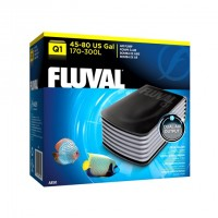 Fluval Q1 Air Pump - 300 L (80 U.S. gal)  (A850)