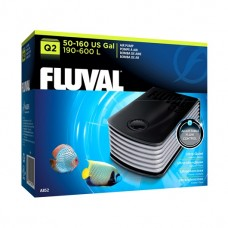 Fluval Q2 Air Pump - 300 L (80 U.S. gal)  (A852)
