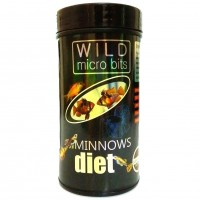 WILD Micro Bits - Minnows Diet | 100g
