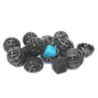 XINYOU Bio Balls with Sponge | 50pcs | 26mm