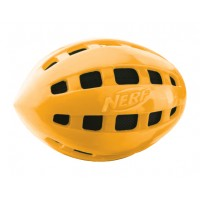 "NERF TPR Crunchable Squeak Football, 4"" (VP6621E)"
