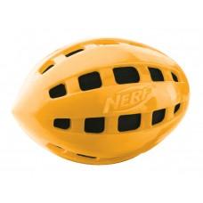 "NERF TPR Crunchable Squeak Football, 6"" (VP6622E)"