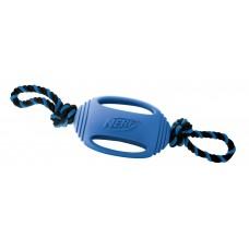 NERF Rubber Tough Tug  - Blue (VP6734E)