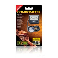 Exo Terra LED Hygro/Thermo Meter Combometer