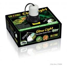 """Exo Terra Porcelain Fixture+Glow Reflector 14cm (5.5"""")"""