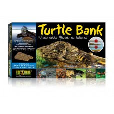 "Exo Terra Turtle Bank - Medium - 29.8 x 17.8 x 5.4 cm (11.73"" x 7.01"" x 2.13"")"