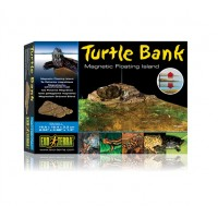"Exo Terra Turtle Bank - Small - 16.6 x 12.4 x 3.3 cm (6.54"" x 4.88"" x 1.3"")"