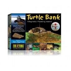 "Exo Terra Turtle Bank - Small - 16.6 x 12.4 x 3.3 cm (6.54"" x 4.88"" x 1.3"")"