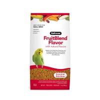 ZuPreem Bird Food, FruitBlend® Flavor with Natural Flavors Small Birds, 200 gms