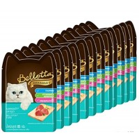 Bellotta Wet Food for Cats and Kittens, Tuna, 85 g Pouch