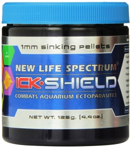 New Life Spectrum Ick Shield 1mm Sinking 125gm