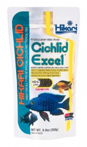 Hikari Cichlid Excel Medium (New) 57gm