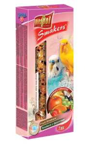 Vitapol Fruit Smakers For Budgie 90 Gms