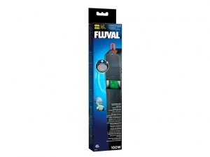 Fluval E100 Advanced Electronic Heater - 120 L (30 US gal) - 100 W