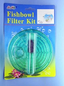 AIM Fish Bowl Filter Kit